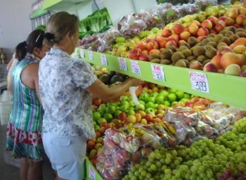 Eventos climáticos elevam os preços de frutas e hortaliças