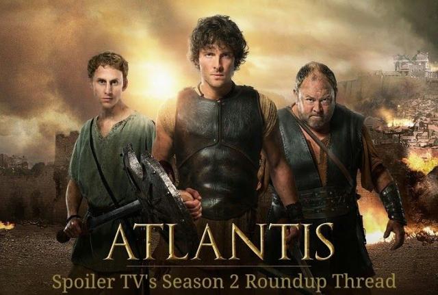 Hình ảnh phim Huyền thoại Atlantis Phần 2