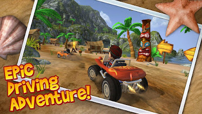 Beach Buggy Android Game