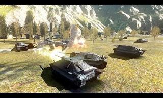 Battlefield Tank ARMv6 game APK
