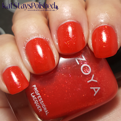 Zoya Paradise Sun - Aphrodite | Kat Stays Polished