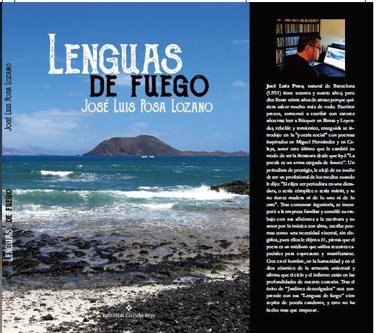 LENGUAS DE FUEGO (El libro)