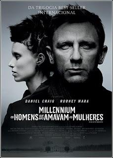 Millennium: Os Homens que Não Amavam as Mulheres Dublado