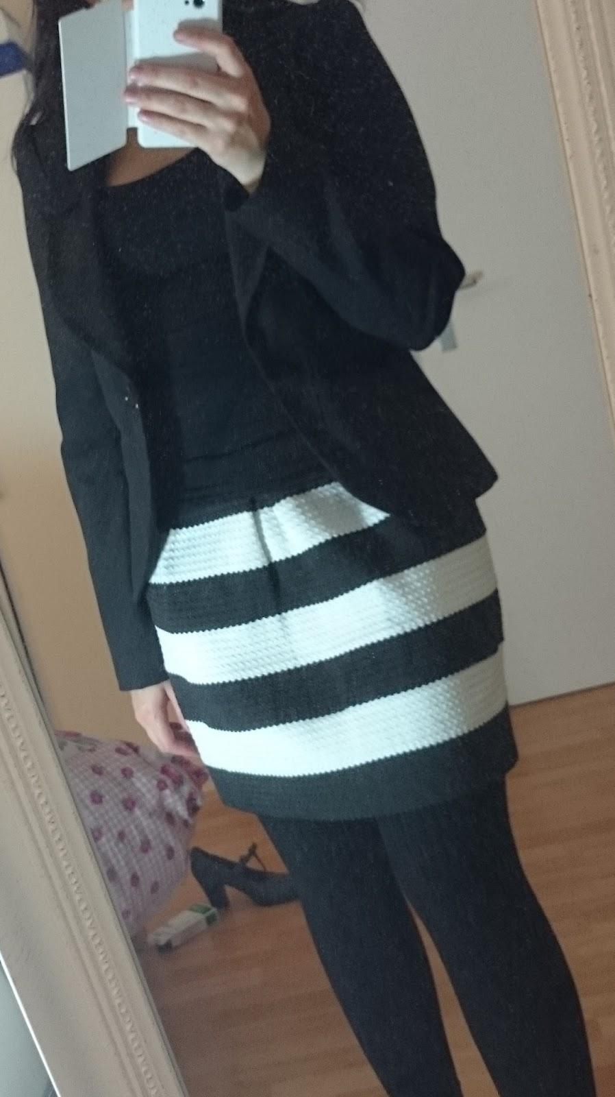 Outfit Streifen