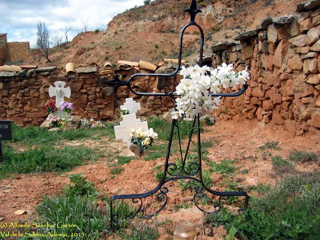 val-sabina-ademuz-cementerio