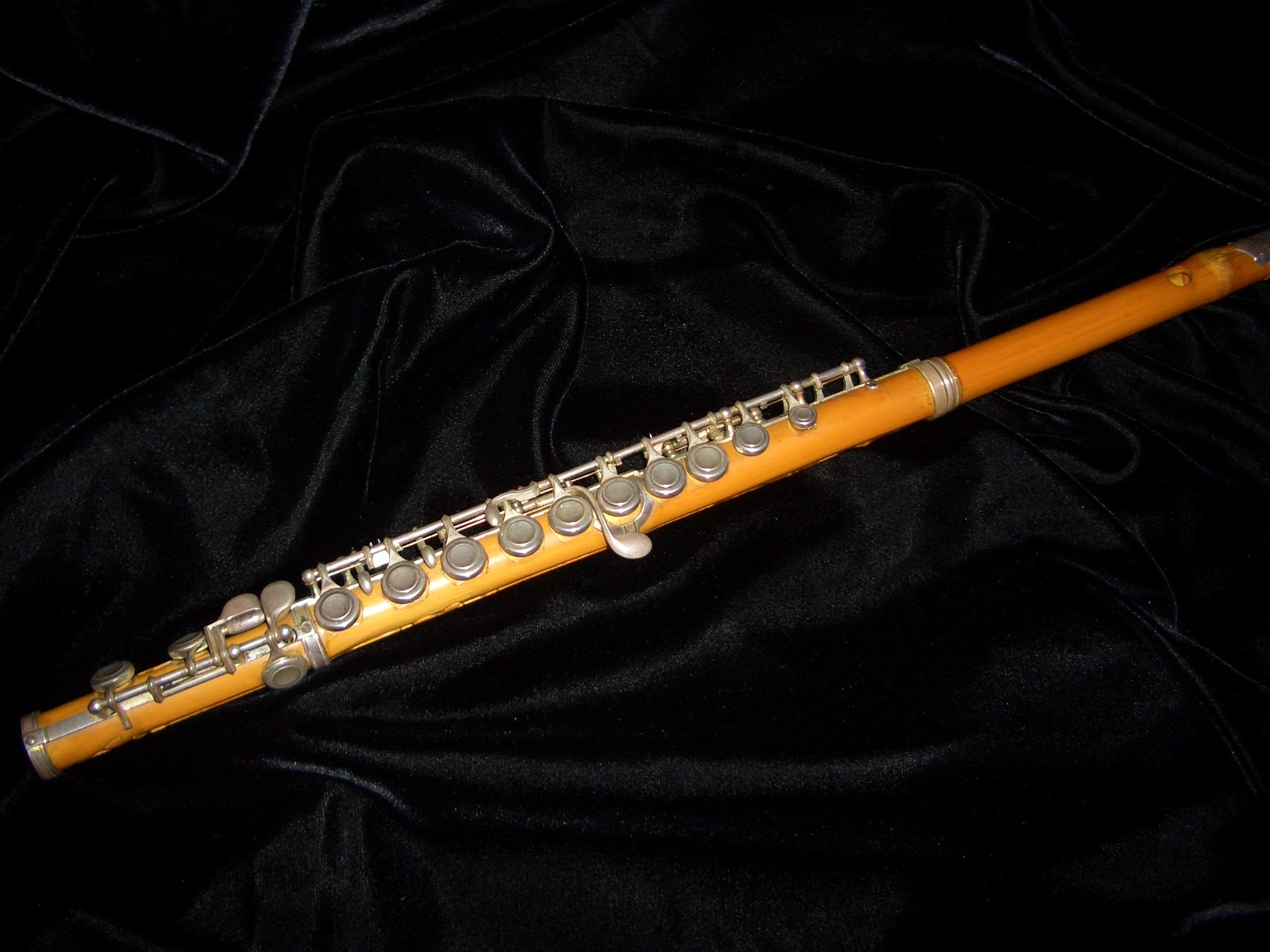 Flute Builder The Bamboo Flute