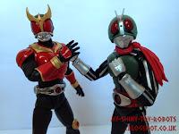 Kuuga and Rider-1