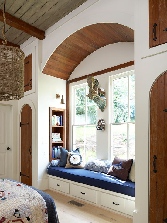 10 cozy window seat nooks my paradissi Window seat reading nook