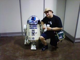 'Star Wars' star R2D2