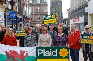 Plaid Cymru Wrecsam