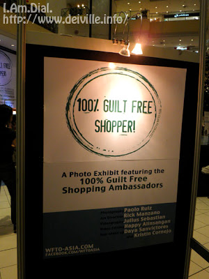 World Fair Trade Organization-Asia: I'm a 100% Guilt Free Shopper 3