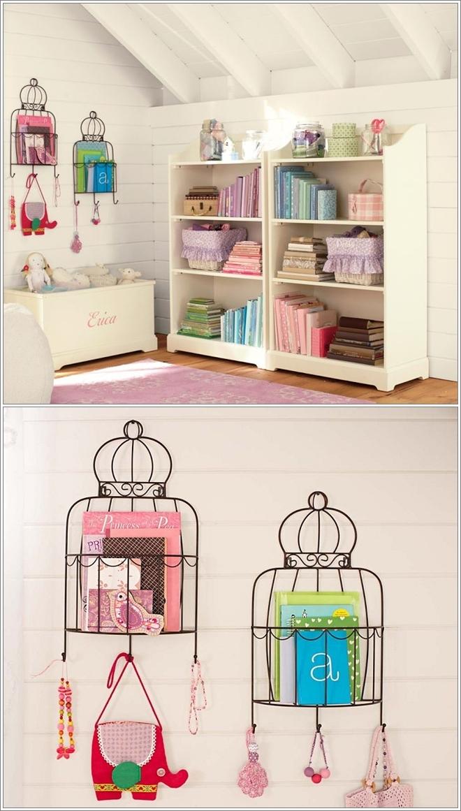 Deco chambre interieur accessoire de d coration cage for Accessoire de decoration maison