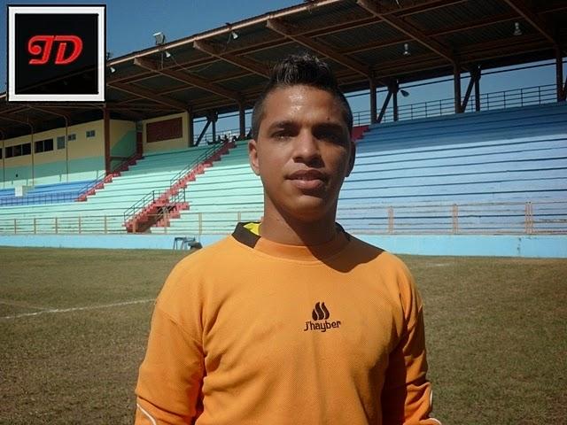 Eloy Basto, portero santiaguero opina sobre entrenamiento