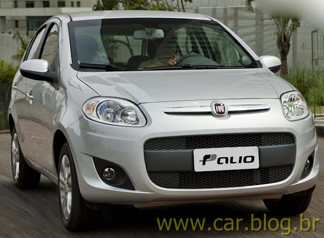 Novo Palio 2012 - Attractive 1.4 ou Essence?