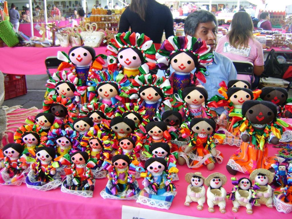 México a través de la mirada de una cubana Artesanías Mexicanas