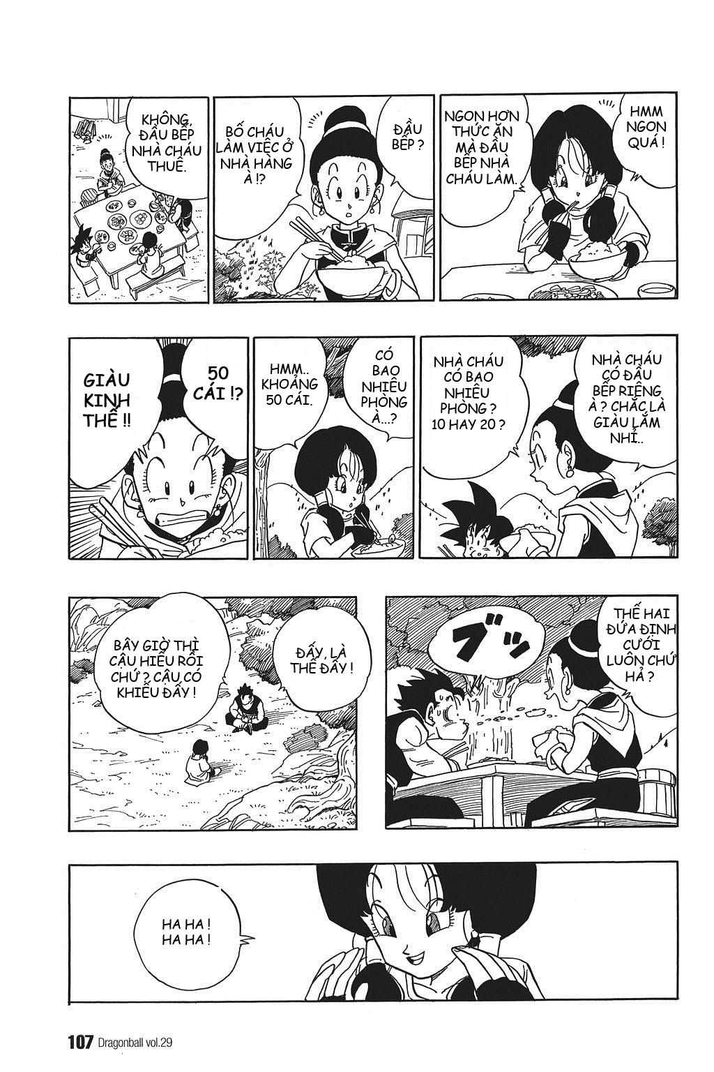 xem truyen moi - Dragon Ball Bản Vip - Bản Đẹp Nguyên Gốc Chap 428