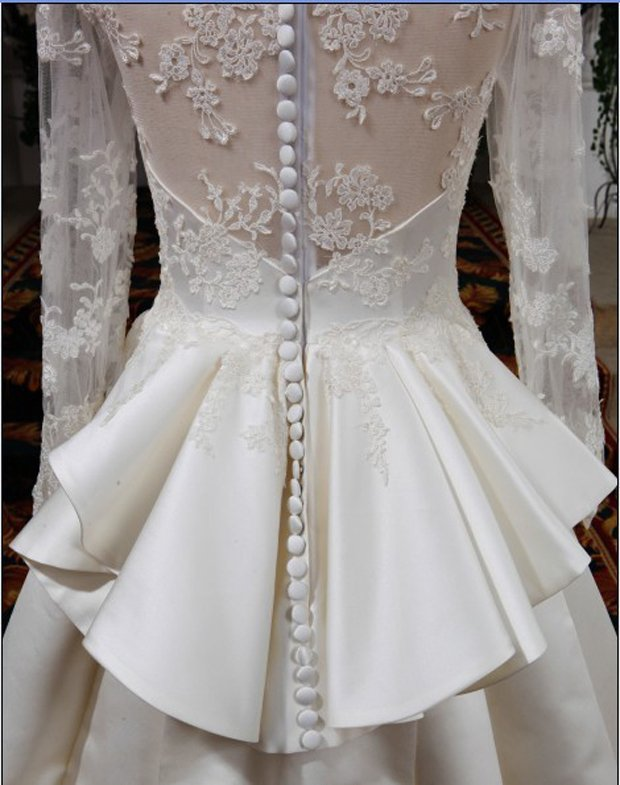 Chic wedding dresses pinterest for Wedding dress princess kate