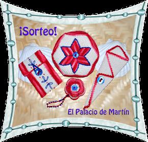 Sorteo cumple-blog del Palacio de Martin