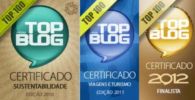 ..: Blog Caiçara Top Blog  2010, 2011 e 2012 :..
