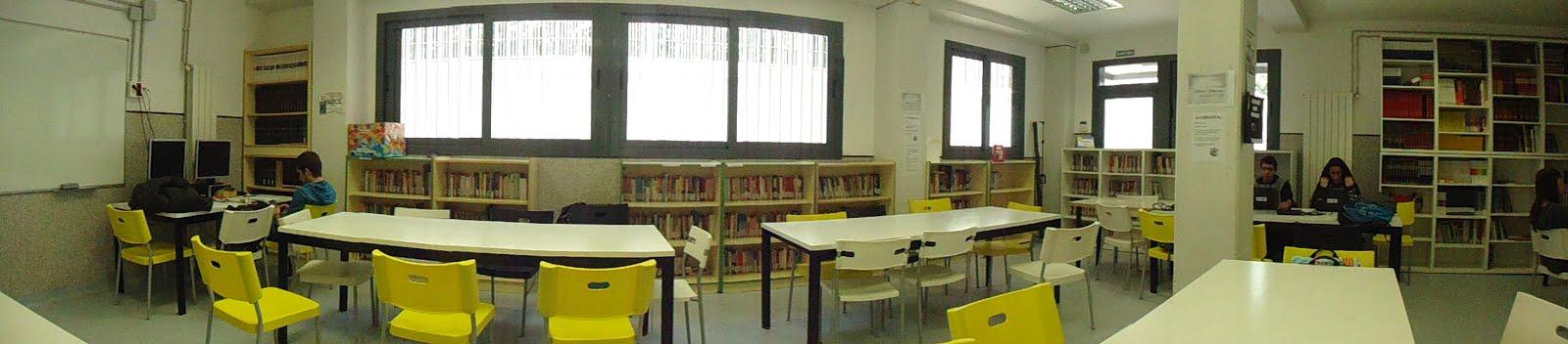 Biblioteca INS Vilamajor