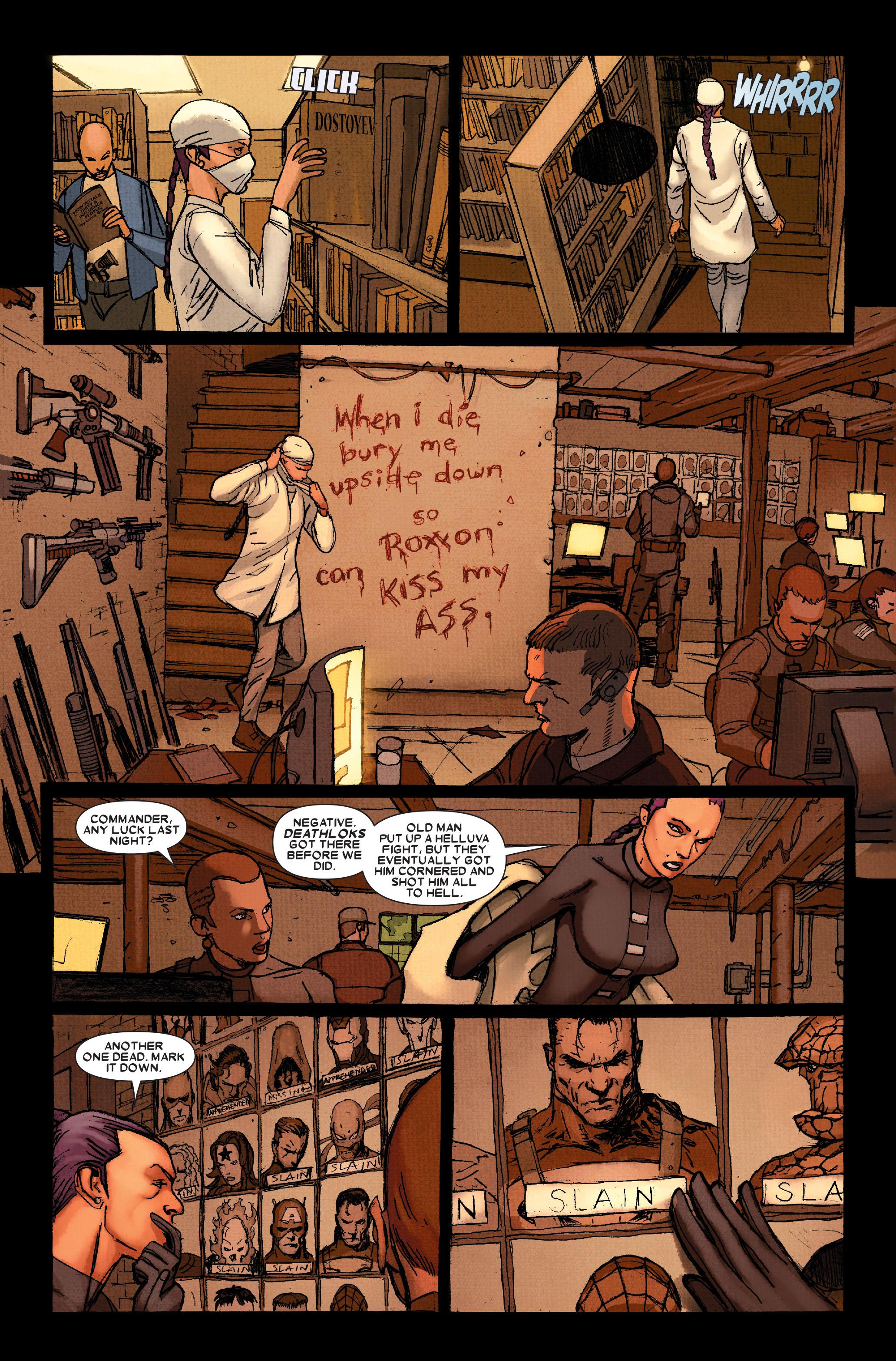 Wolverine: Weapon X #12 #5 - English 4