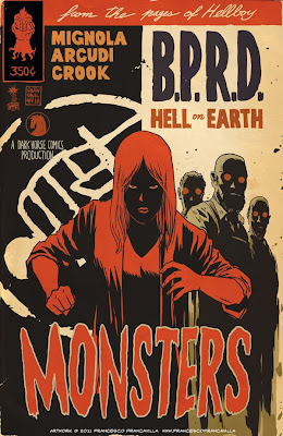 BPRD monsters 01b cover low The 72 Best Comic Book Covers of 2011