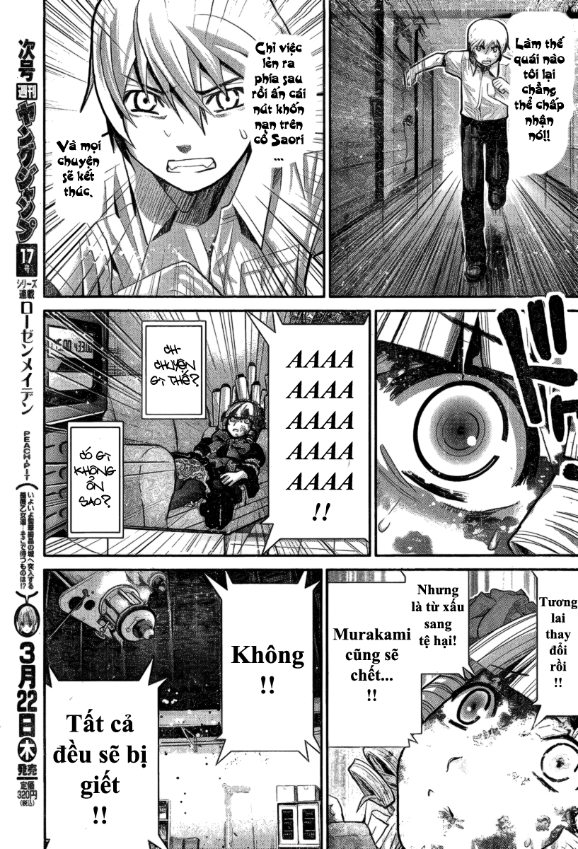 Gokukoku no Brynhildr chap 8 Trang 6 - Mangak.info