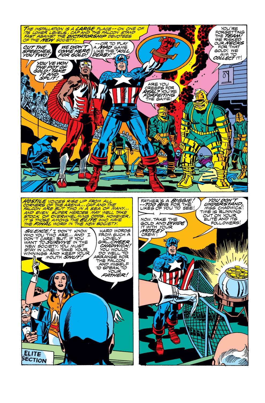 Captain America (1968) Issue #197 #111 - English 9