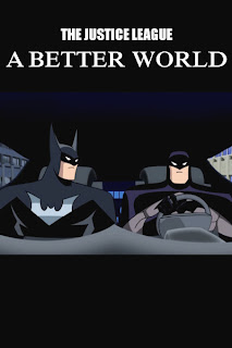 Justice League - A Better World Cover