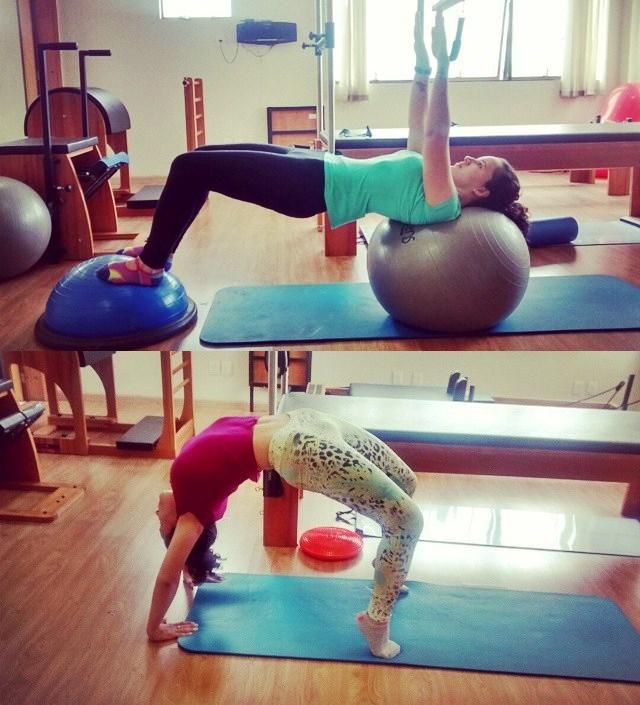 Pilates / Benefícios e Experiência
