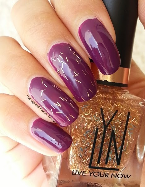 Live-Your-Now-Nail-Polishes