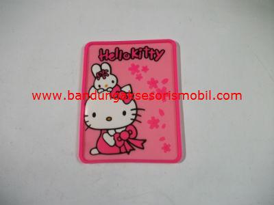 Dash mat Hello Kitty Small Flower Pink