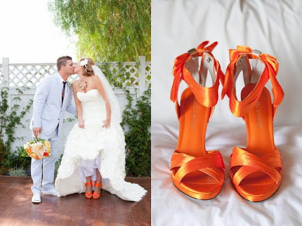 Say YES To The Dress...and These Shoes!