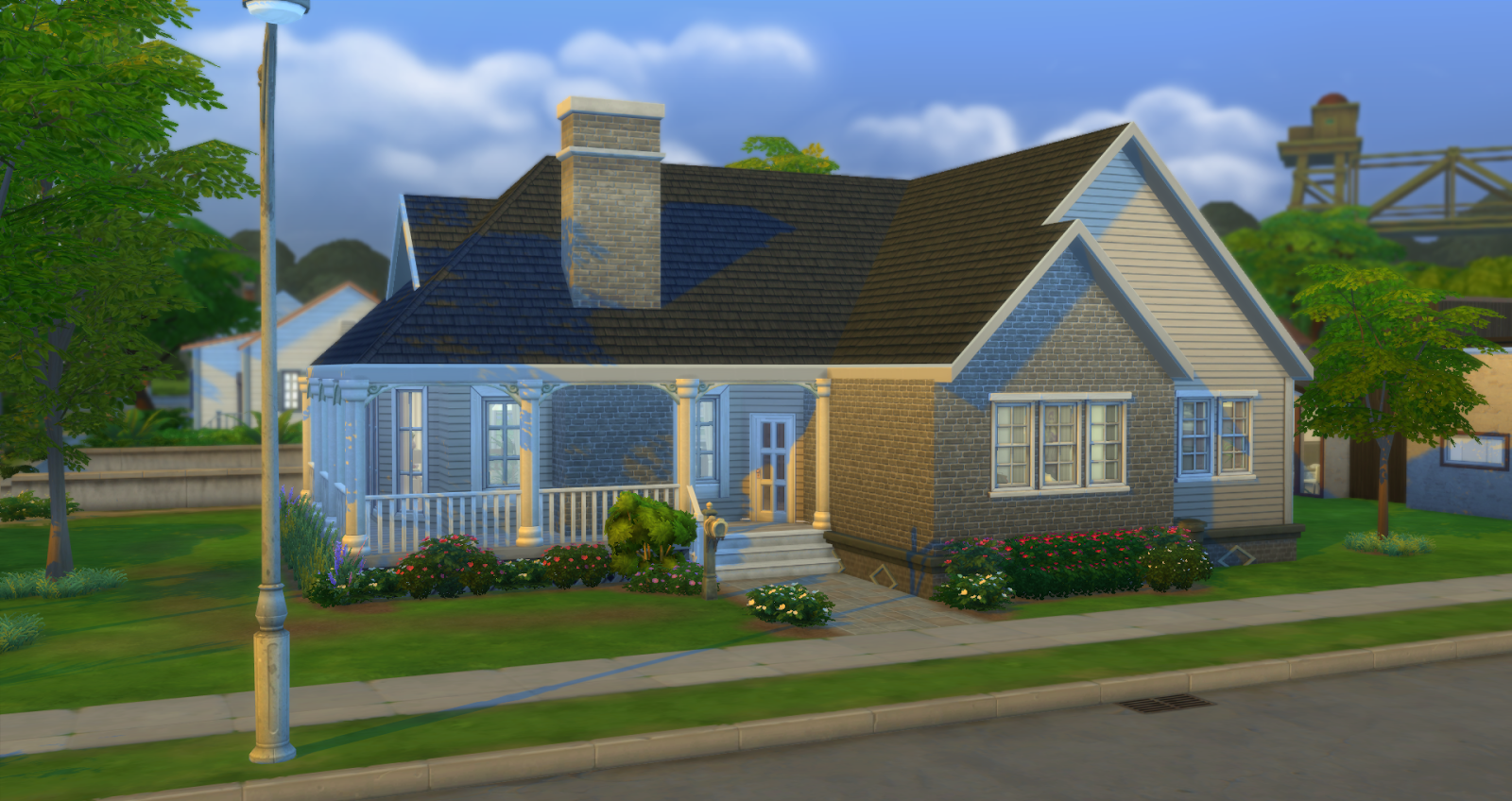 Lacey loves sims country tranquility for Small starter homes