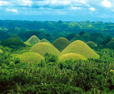The Land Forms In The Philippines
