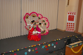 Korean School of New England, Fan Dance