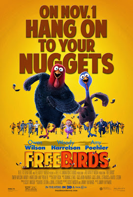 [24905] Trailer e Locandina di Free Birds | Film Update