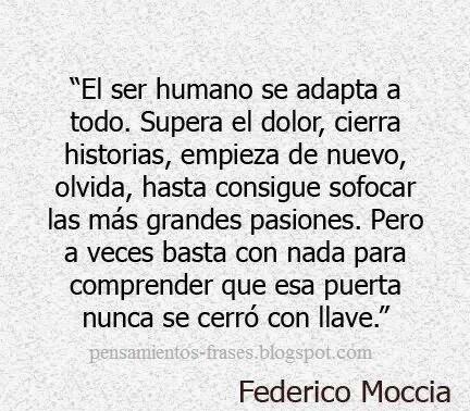 frases de Federico Moccia