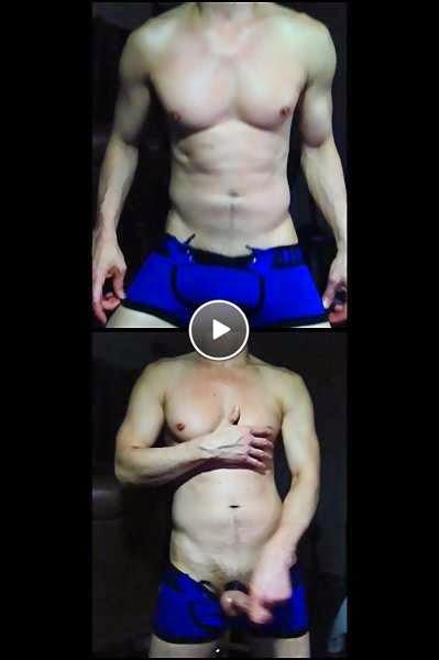 male jock strap video