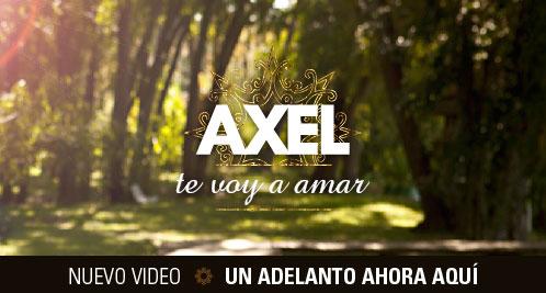 Te Voy Amar De Axel