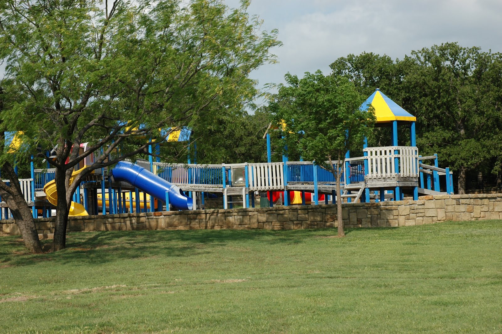 Flower Mound Playground Project Suggestions for Playground at Heritage Park