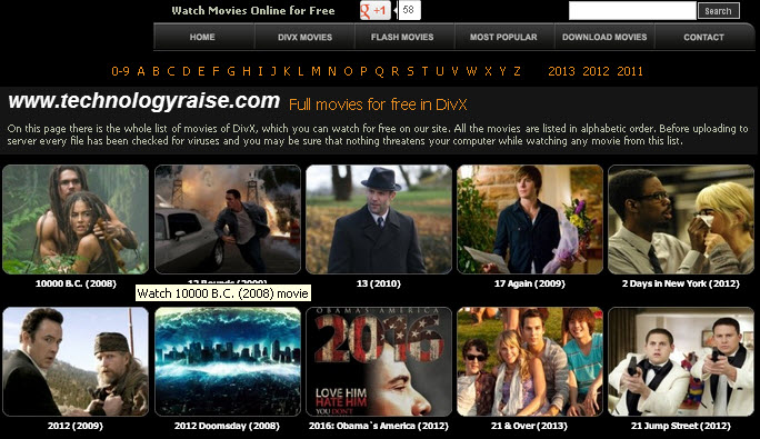 Free Movies To Download On Mp3 Player