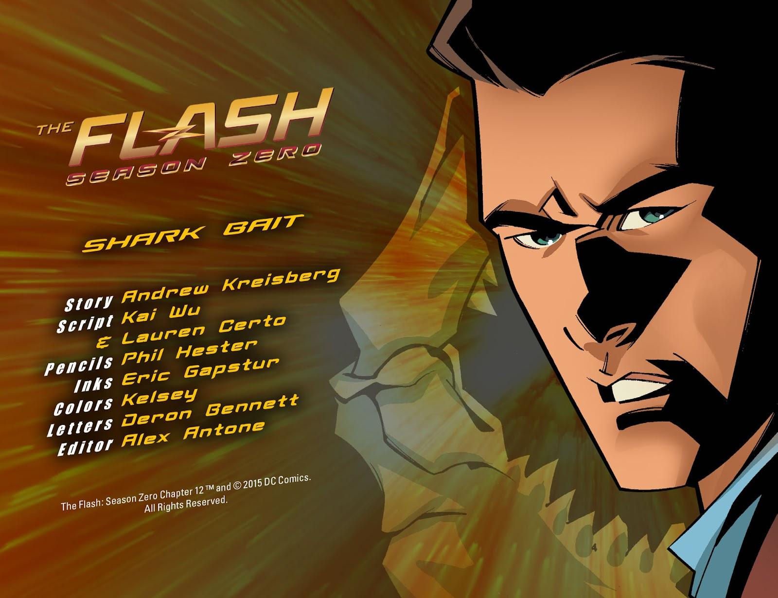 The Flash: Season Zero [I] Issue #12 #12 - English 2