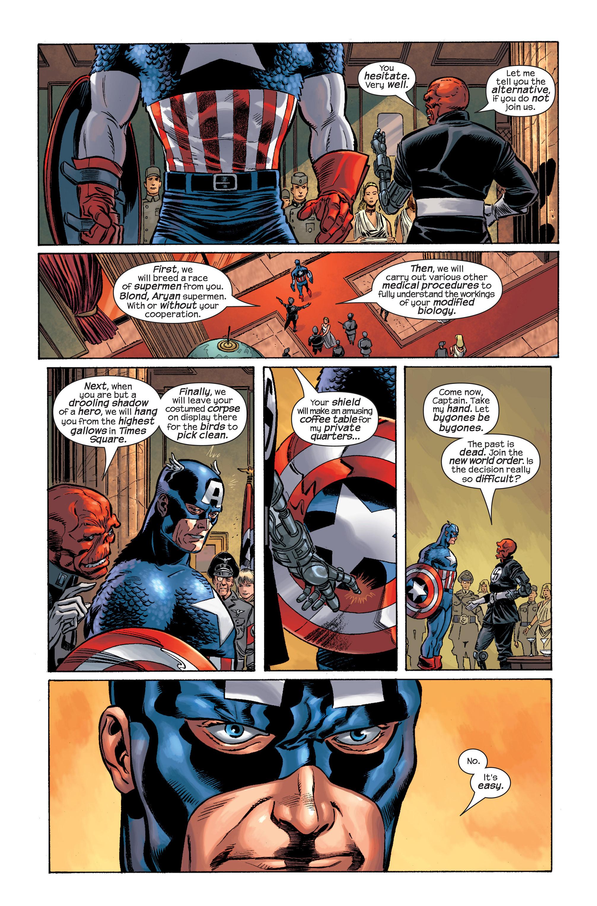 Captain America (2002) Issue #17 #18 - English 22
