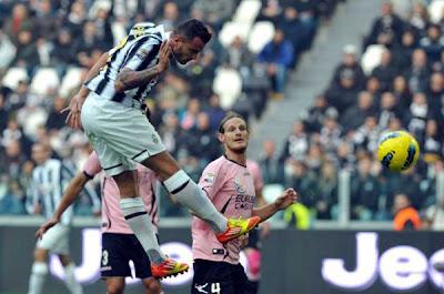 Juventus 3 - 0 Palermo (1)