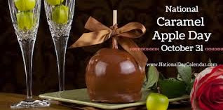 Happy National Caramel Day - April