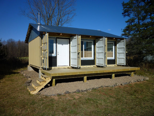 Perfect Shipping Container Cabin 640 x 480 · 120 kB · jpeg