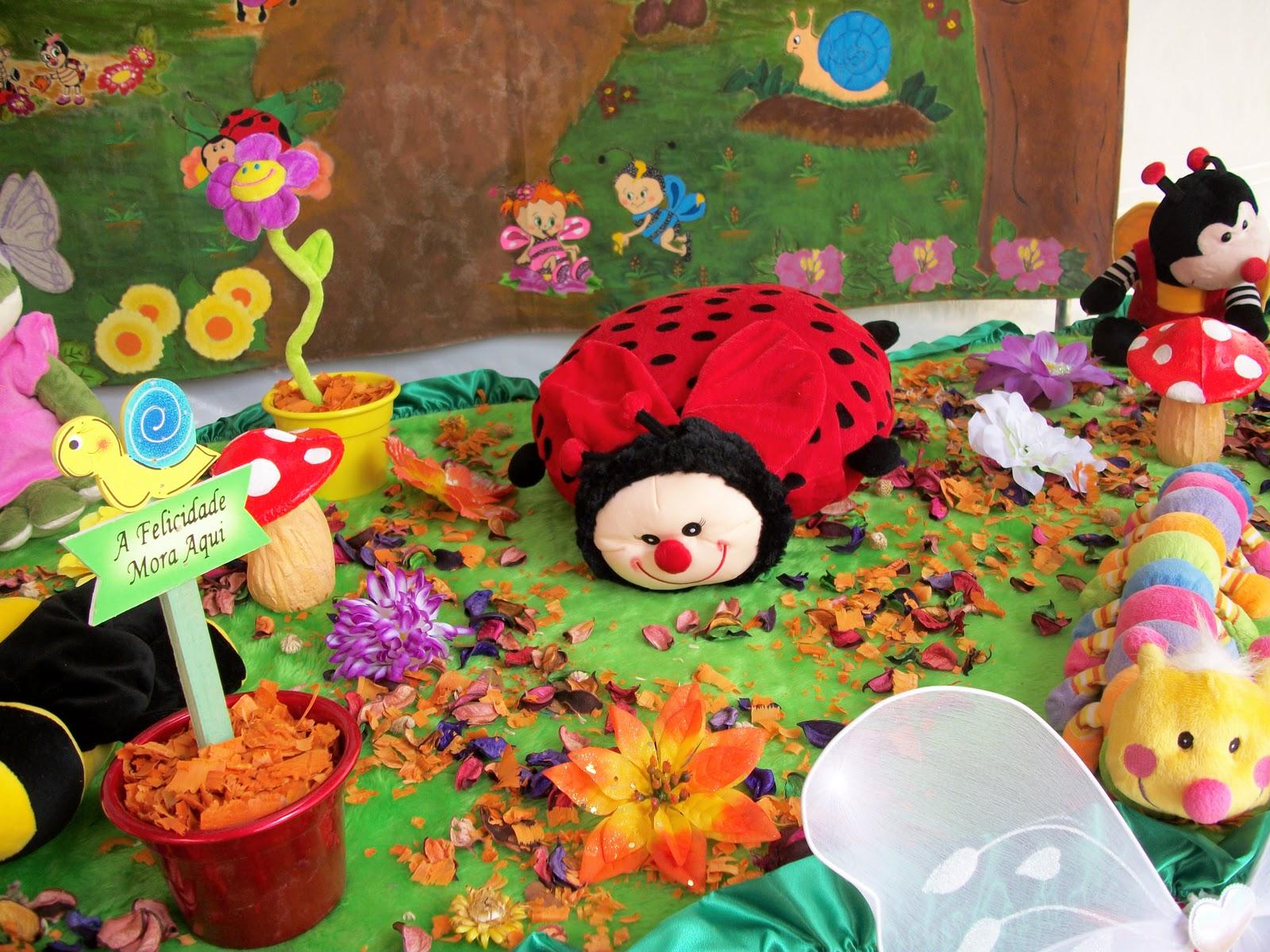decoracao quarto de bebe jardim encantado : decoracao quarto de bebe jardim encantado:Doce Encanto Decoração ***: Decoração Tema Jardim Encantado