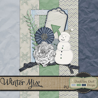 Preview of Winter Mix by Dandelion Dust Designs