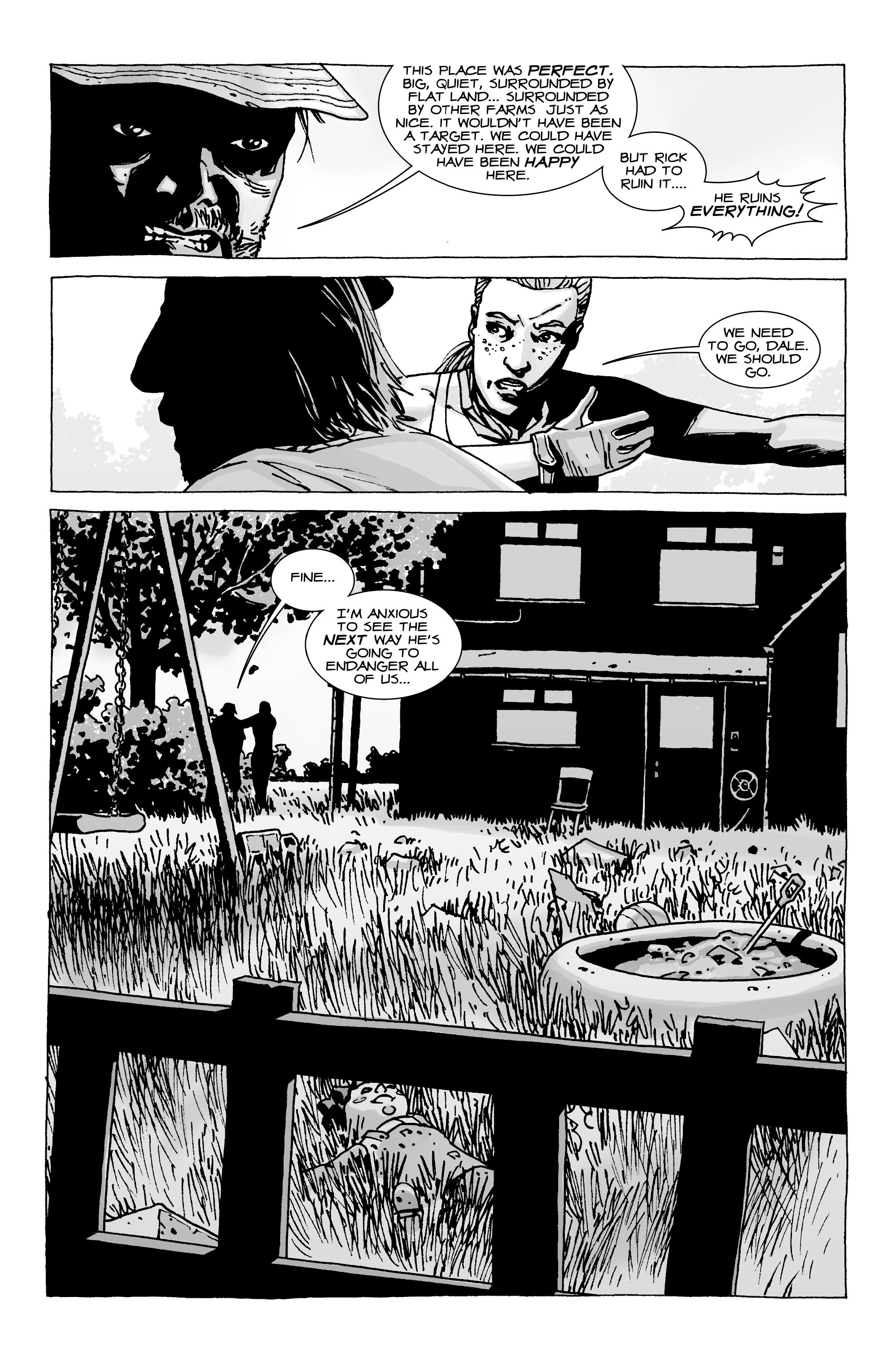 The Walking Dead 60 Page 22